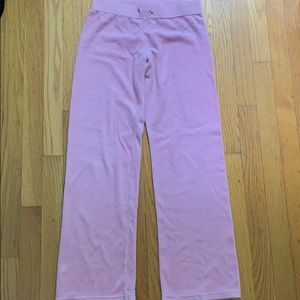 Girls juicy track suits bottoms